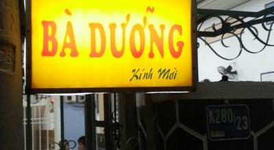 Photo of Vietnamese Restaurant Bánh Xèo Bà Dưỡng at K280/23 Hoàng Diệu, Hải Châu, Vietnam