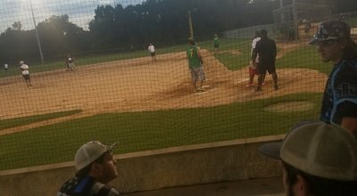 Photo of Baseball Field Riverbend Ballpark at 1001 Lake Shore Dr, Waco, TX 76708, United States