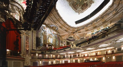 Photo of Theater Oriental Theatre at 24 W Randolph St, Chicago, IL 60601, United States