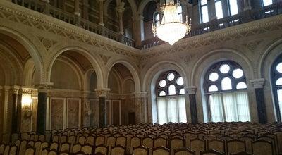 Photo of Concert Hall Мармурова зала at Вул. Коцюбинського, 2, Чернівці 58000, Ukraine