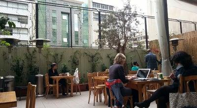 Photo of Middle Eastern Restaurant T Marbouta at Hamra St., Beirut, Lebanon