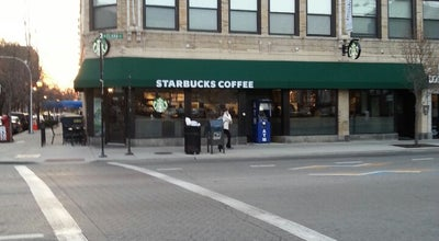 Photo of Coffee Shop Starbucks at 2525 N Clark St, Chicago, IL 60614, United States