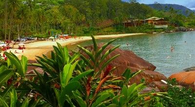 Photo of Beach Praia Do Sino at Ilha Bela, Ilhabela, Brazil