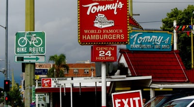 Photo of Burger Joint Original Tommy's Hamburgers at 7200 Seville Ave, Huntington Park, CA 90255, United States
