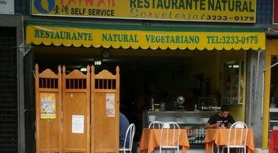 Photo of Vegetarian / Vegan Restaurant Restaurante Taiwan at R. Benjamin Constant, 749, Juiz de Fora, Brazil