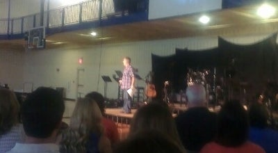 Photo of Church New Heights Church at 560 N Rupple Rd, Fayetteville, AR 72701, United States