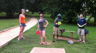 Photo of Disc Golf George Ward Disc Golf Course at Birmingham, AL 35205, United States