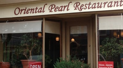 Photo of Asian Restaurant Oriental Pearl at 215 Kings Hwy E, Haddonfield, NJ 08033, United States