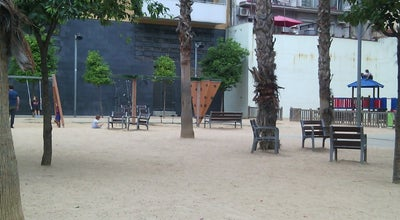 Photo of Playground Jardins dels Tres Tombs at Spain