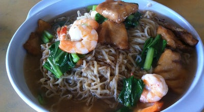 Photo of Chinese Restaurant Restoran Kim Wah at Lo Chung Park, Beaufort 89800, Malaysia