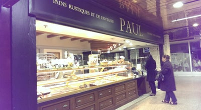 Photo of Bakery Paul at 20 Rue De Bezons, Courbevoie 92400, France