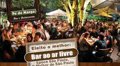 Photo of Bar Pé de Manga at R. Arapiraca, 152, São Paulo 05443-020, Brazil