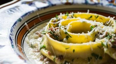 Photo of Italian Restaurant Bar Primi at 325 Bowery St, New York, NY 10003, United States