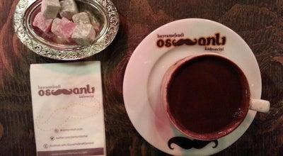 Photo of Coffee Shop Bayramefendi Osmanlı Kahvecisi at Altıntaş Mh. 312 Sk. No:26, Nazilli 09800, Turkey