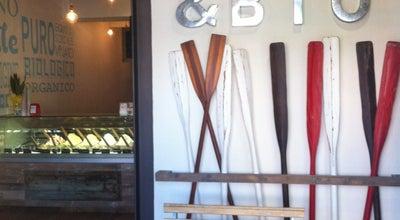 Photo of Ice Cream Shop Puro & Bio at Fano, Italy