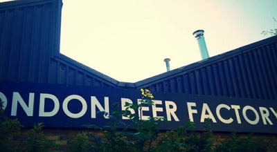 Photo of Brewery London Beer Factory at 160 Hamilton Rd, London South East, Greater London SE27 9SF, United Kingdom