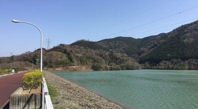 Photo of Lake 大原調整池ダム at 富岡南川, 新城市 441-1335, Japan