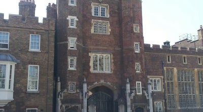 Photo of Palace St James's Palace at Marlborough Rd., Westminster SW1 1BA, United Kingdom