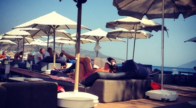 Photo of Beach T.A.Y Beach Club at Salmakis Cad. No:18 Bardakçı, Bodrum 48400, Turkey