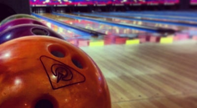 "Photo of Bowling Alley Bolerama Coyoacán at Eje 8 Sur ""josé María Rico"" #256, Coyoacán 03100, Mexico"
