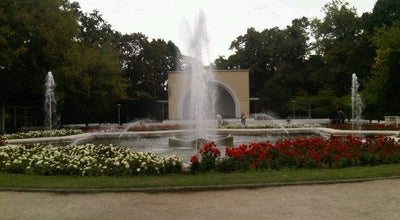 Photo of Park Park Wilsona at Park Wilsona, Poznań, Poland