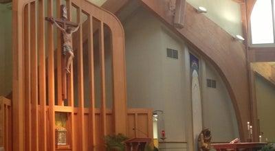 Photo of Church St. Elizabeth Seton Catholic Church at 2220 Lisson Rd, Naperville, IL 60565, United States
