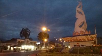 Photo of Monument / Landmark Tugu Simpang Haru at Simpang Haru, Padang, Indonesia