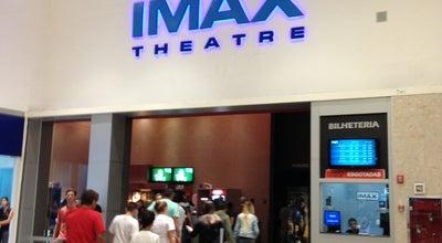 Photo of Movie Theater IMAX at Shopping Palladium, Curitiba 80610-905, Brazil