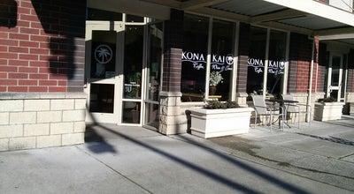 Photo of Coffee Shop Kona Kai Coffee Company at 124 4th Ave S, Kent, WA 98032, United States