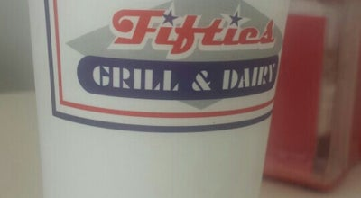 Photo of Burger Joint Fifties Grill and Dairy at 1514 Washington St, Jamestown, NY 14701, United States