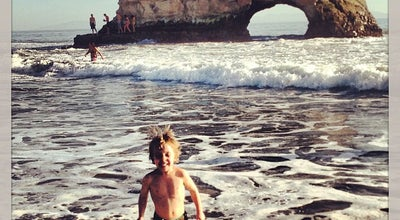 Photo of Beach Natural Bridges State Beach at 2531 W Cliff Dr, Santa Cruz, CA 95060, United States