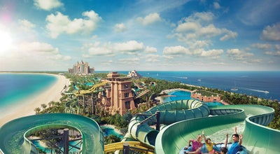 Photo of Water Park Aquaventure Waterpark at Atlantis The Palm, Dubai 211222, United Arab Emirates