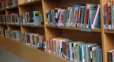 Photo of Library Bibliotheek at Het Baken 3, Almelo 7607 AA, Netherlands