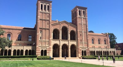Photo of General College and University UCLA University of California at Los Angeles, CA, United States