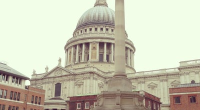 Photo of Plaza Paternoster Square at Paternoster Sq., City of London E C4M, United Kingdom