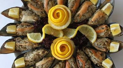 Photo of Seafood Restaurant Sofram Balık Restaurant at İskele Cad. Liman Yanı No:10 Selimpaşa, istanbul 34590, Turkey