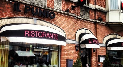 Photo of Italian Restaurant Il Punto at Kortrijkstraat 13, Deinze 9800, Belgium