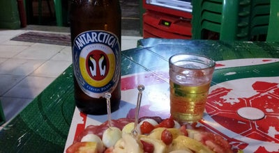 Photo of Beer Garden Quintal Bar at Av.paulo Xi, Franca, Brazil