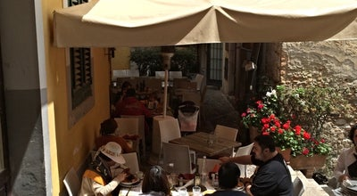Photo of Pizza Place Vecchia Taormina at Vico Ebrei, 3, Taormina, Sicily, Italy