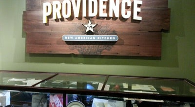 Photo of American Restaurant Providence New American Kitchen at 1329 Baltimore Avenue, Kansas City, MO 64105, United States
