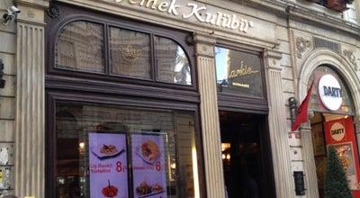 Photo of Restaurant Yemek Kulübü at İstiklal Cad. No:172, Beyoğlu 34430, Turkey