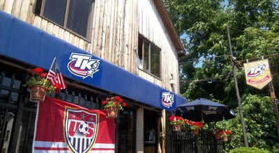 Photo of Wings Joint TK's American Cafe at 255 White St, Danbury, CT 06810, United States