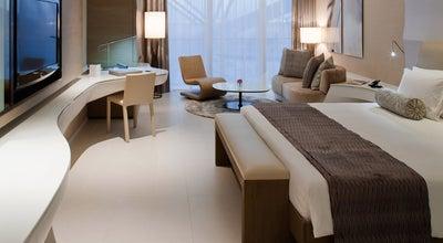 Photo of Hotel Yas Viceroy at Yas Marina, Yas Island, Abu Dhabi, United Arab Emirates