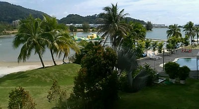 Photo of Beach Marina Islands, Lumut at Lumut Perak, Malaysia