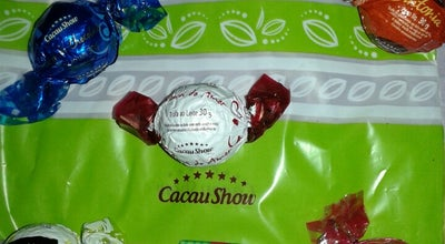 Photo of Chocolate Shop Cacau Show at Shopping Pátio Marabá, Marabá 68507-445, Brazil