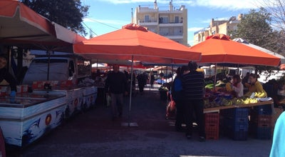 Photo of Farmers Market Λαϊκή Αγορά Αμαρουσίου at Σισμανογλείου, Μαρούσι, Greece
