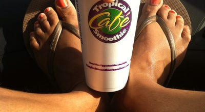 Photo of Cafe Tropical Smoothie Cafe at 7164 Hacks Cross Rd, Olive Branch, MS 38654, United States