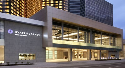 Photo of Hotel Hyatt Regency New Orleans at 601 Loyola Avenue, New Orleans, LA 70113, United States