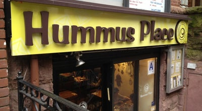 Photo of Food Hummus Place at 305 Amsterdam Ave, New York, NY 10023, United States