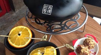 Photo of Tea Room Cha'ya Galata at Şah Kulu Bostan Sok. No: 22/a, İstanbul 34420, Turkey